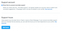 Businesses Can Now Indicate When They're Available For Support On Twitter