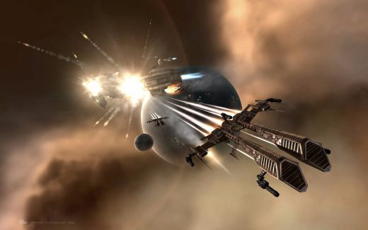 Eve Online Player is Offering $75,000 To Eradicate Rival Faction But There's A Serious Problem