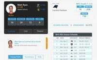 Fantasy Sports Fans Field A Touchdown With Data Search Engine