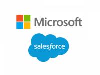 Microsoft, Salesforce Add AI To Cloud Ecosystems