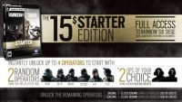 Rainbow Six Siege $15 Starter Edition Now Available on Uplay For Limited Time