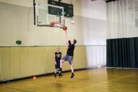Surviving an Exhausting Basketball Lesson With CoachUp's CEO: Video