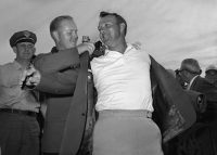Tributes Pour in For Arnold Palmer, The Man Who Brought Golf to The Masses
