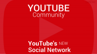 "YouTube Launches Its Own Social Network Called ""YouTube Community"""