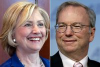 Eric Schmidt Did Work For Clinton Campaign, Per Email Released By WikiLeaks