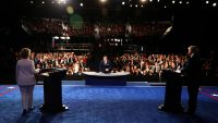 How The Presidential Candidates Scored On Their Closing Arguments