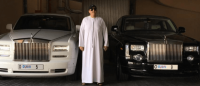A Guy in Dubai Spent $9 Million on a License Plate for His Rolls-Royce
