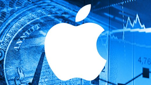 Apple revenues of $47B in-line but down, iPhone sales down year-over-year