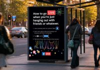 Facebook Encourages More Live Broadcasts With New Ad Campaign