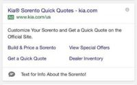 Google Click-To-Message Search Ads Connect Kia With Mobile Consumers