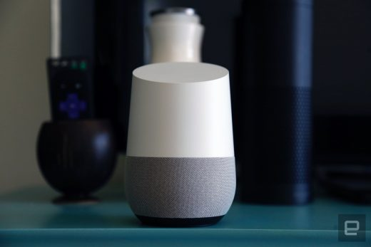 Google Home: Your Assistant In The Living Room