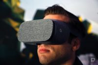 Google's Daydream View VR reaches stores