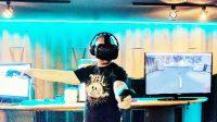 Inside Los Angeles' Virtual Reality Haunted House