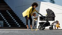 Look Out, Yuppies. The Dutch Have A New Stroller For You