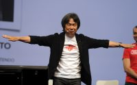 Miyamoto came up with 'Donkey Kong' ideas in the bathtub