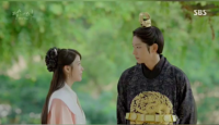 "[Video] ""Moon Lovers: Scarlet Heart Ryeo"" Final Episode 20 – Heart Breaking Moments From Hae Soo (IU) and Wang So (Lee Joon Gi) 