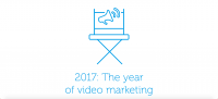 30 Reasons Why Video Is THE Medium For Social In 2017 [Infographic]