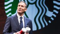 How Starbucks Can Guarantee Its CEO Transition Succeeds