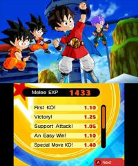 Dragon Ball Fusions Gets New Screenshots Revealing Characters in Action