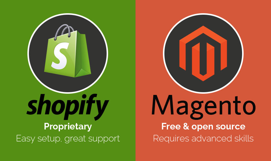 Ecommerce: The Advantages of Magento Over Shopify
