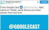 Google Creates Branding Issue: Google Cast Vs. Chromecast