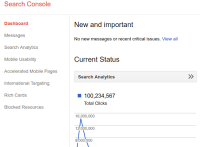 Google Search Property Sets To Include More Reports