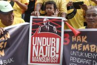 Malaysia Braces For More Anti-Government Protests