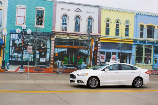 Michigan legislature approves fully autonomous vehicle tests