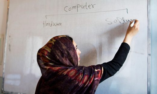 This Is What It's Like For Female Entrepreneurs In Afghanistan