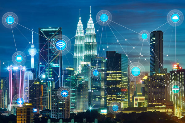 3 benefits a smart city can gain from smart infrastructure