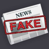 Believe Me: The Word Of The Year Was 'Fake'