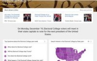 'Electoral College' Becomes Hot Google Search Trend