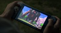Gear up for ]Nintendo Switch live stream