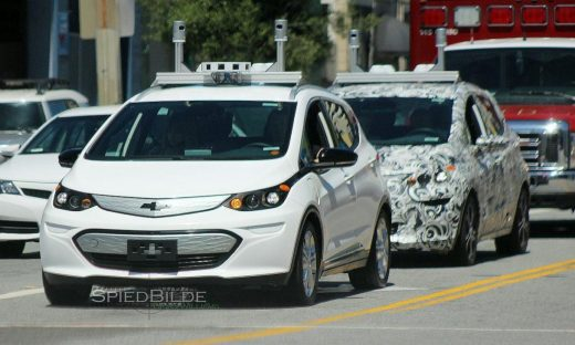 General Motors begins self-driving tests on Michigan public roads
