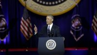 Obama talks social media and climate change in final address