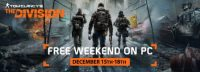 The Division – Play it for Free This Weekend on PC