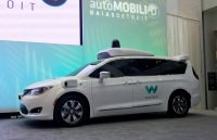Waymo built a full sensor suite for its self-driving minivans
