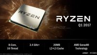 AMD Ryzen Won't Offer 6-Core Models; Top Models May Cost More Than $700