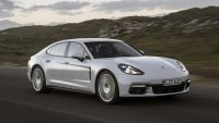 A different shade of green | 2018 Porsche Panamera 4 E-Hybrid First Drive