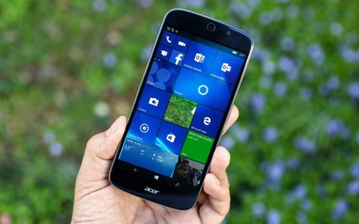 Acer Liquid Jade Primo Won't Receive the Windows 10 Anniversary Update
