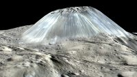 Ancient Ceres may have had plenty of ice volcanoes