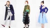 At J.Crew's Fashion Week Show, Designers Take Cues From Customers