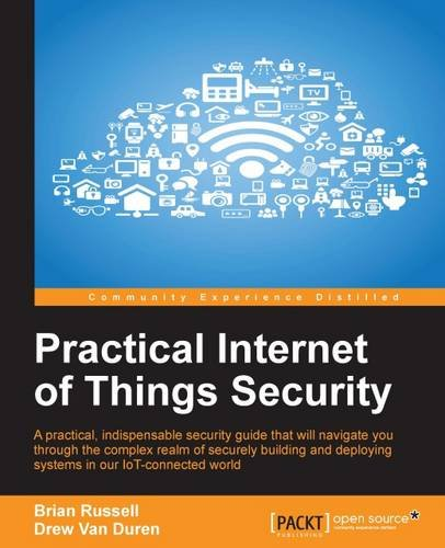 Brian Russell discusses his new book and trends in IoT security