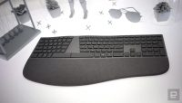 Microsoft's Surface Ergonomic Keyboard makes typing a pleasure