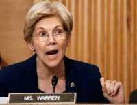 Silenced on the Senate floor, Elizabeth Warren goes to Facebook Live