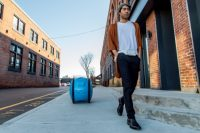 Vespa's creators just unveiled a personal cargo robot