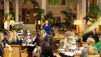 Why The Plaza Hotel's Business Etiquette Lessons Are Selling Out