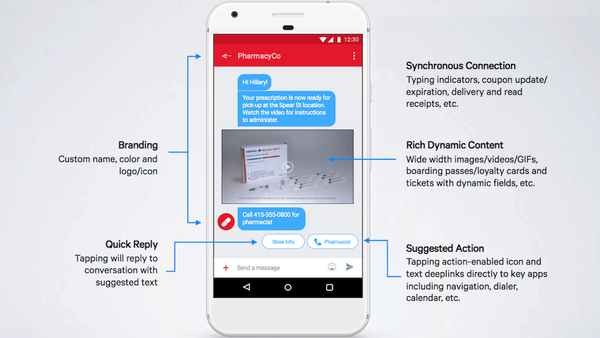 Google and others expand initiative launching new RCS messaging platform