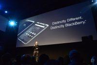 BlackBerry's 'Mercury' phone is now the KEYone