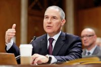 Climate change skeptic Scott Pruitt confirmed as EPA Administrator